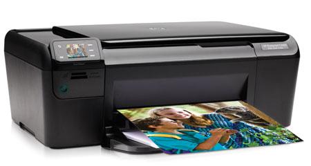 скачать драйвера на принтер hp photosmart c 4600